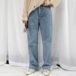 French denim pants