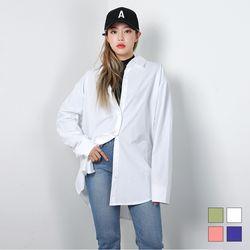 2418 케리 컬러풀 셔츠 (4colors)