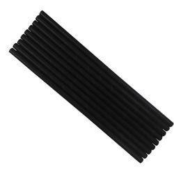 종이빨대 블랙 7mm 25개