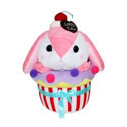 일일본 아뮤즈 정품 롯삐 컵케이크 인형 체리쨩 45CM
