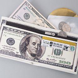 돈을 부르는 백달러 지갑
