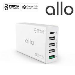 알로코리아 USB PD 퀵차지3.0 고속멀티충전기 UC560PD