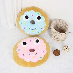 도넛 극세사 방석 - 2color
