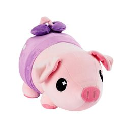 피그피기 말랑말랑 아기 돼지인형 25CM 퍼플