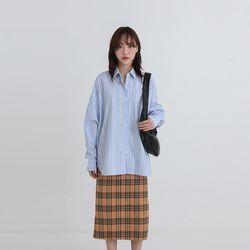 like modern stripe shirt (2colors)