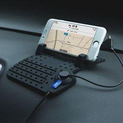 휴대폰 거치대 + 충전선 논슬립패드 MI-CH01
