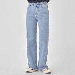alley lightblue denim pants (s m)
