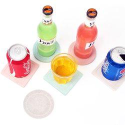 이와사키 규조토 컵받침 사각 3Color 택1