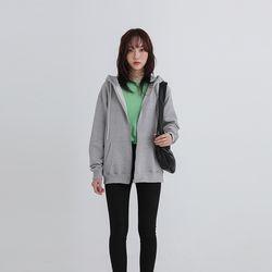 standard zip-up hoodie (3colors)