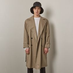 Ave trench coat (Beige)