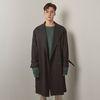 Ave trench coat (Black)