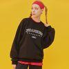 [무료배송/사은품 증정] [2019 봄 신상] 콤비 아플리케 맨투맨 티셔츠 (특양면)