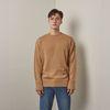 Bt round turnup knit (Beige)