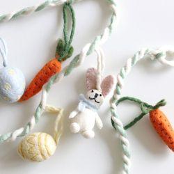rabbit garland
