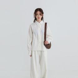 back banding standard shirt (3colors)