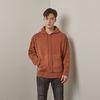 Lot rambswool hoodie knit (Orange)