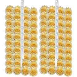 변기세정제 최종변기청 걸이형 20개(레몬향)