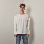 Cr minimal Y neck T (White)