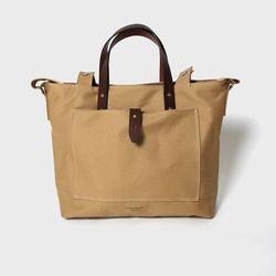 904 Middle Bag Beige