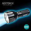 넥스토치(NexTorch)3200루멘 세인트토치10(충전식)