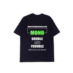 앤드 모노 반팔 티셔츠