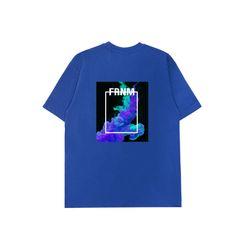 [무료배송/사은품증정] [2019 신상] 페인트 FRNM  반팔 티셔츠