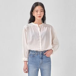 lovely shirring blouse