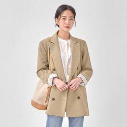 salon two button jacket