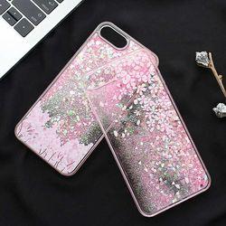 핑크 플라워 케이스(아이폰6S플러스)