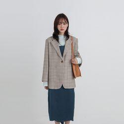 dab standard check jacket