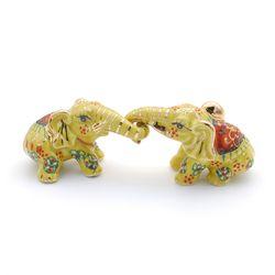 커플코 옐로우 코끼리 2p