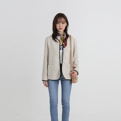 giselle tweed jacket (2colors)
