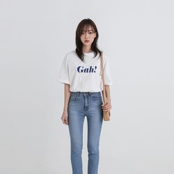 gah printing tee (3colors)