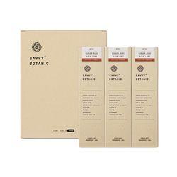 쎄비보타닉 천연진저민트 치약 X3 번들팩