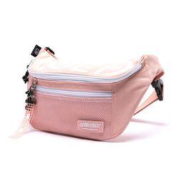 에이지그레이 포지션 힙색 핑크 AG22FPK