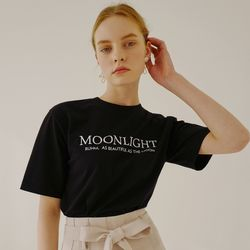 MOONLIGHT T (BLACK)