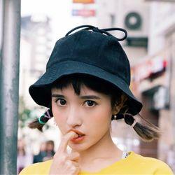 유니콘 여성버킷햇 벙거지 데일리 모자 패션모자