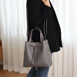 루아 토트 복조리 복주머니 버킷백 가방