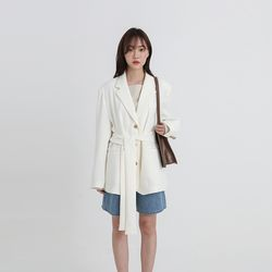move over fit jacket (2colors)