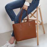 레이 여성 가벼운 가방 숄더 쇼퍼백