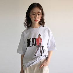 beat it jackson t-shirt (2colors)