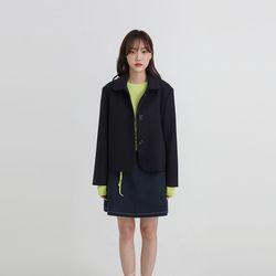 adorable collar standard jacket (2colors)