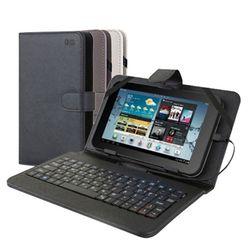 안드로이드 태블릿PC 블랙 케이스 키보드 7-8형
