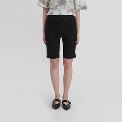cotton biker shorts (2colors)