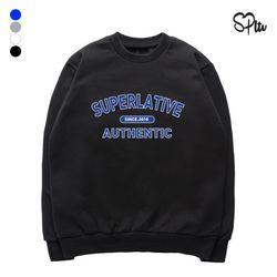 슈퍼레이티브  AUTHENTIC 맨투맨  (SBM9S2002)