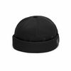 MOLD CAP  TWILL COTTON  BLACK