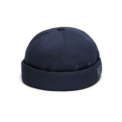 MOLD CAP  TWILL COTTON  NAVY
