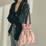 Moana eco bag (pink)