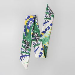 Silk Maldives Petit Tie Scarf