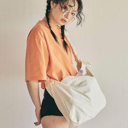 Shirring Hobo bag (ivory)